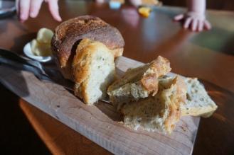 Deerhurst Resort Antler Steakhouse Bread