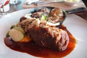 Deerhurst Resort Antler Steakhouse Short Rib