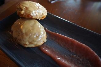 Deerhurst Resort Antler Steakhouse Maple Doughnuts