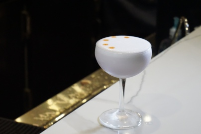 Tea Infused Cocktail