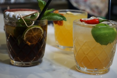 Tea Infused Cocktails