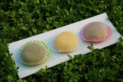 Mochi from Sasaki Fine Pastry